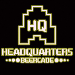Headquarters Beercade Logo