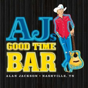 AJ's Good Time Bar logo