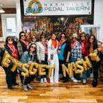 what to wear on Nashville pedal pub