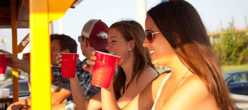 5 Killer Drinks That Are Sure To Make Your Party Bike Tour A Breeze