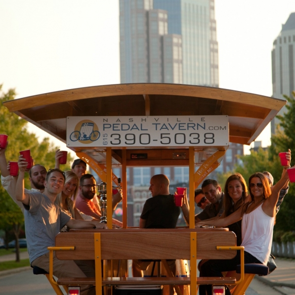 best nashville tours, best things to do in Nashville, nashville bachelorette party